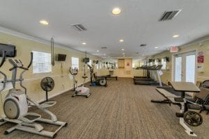 Sarasota Sunny South-fitness-area